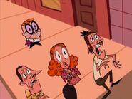 Mr Dexter seen in the city