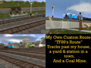 My new route now available for download by newthomasfan89-dahigbz