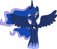 Princess luna s2 finale vector by theonewiththeoctaves d4xefvq-pre