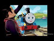 Robbie Rotten Hides Thomas's New Design