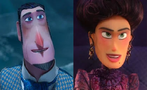 Sir Lionel Frost and Adelina Fortnight