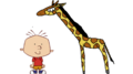 Stanley Griff meets Giraffe