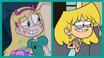 Star Butterfly and Lori