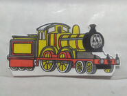 Thomas and friends molly the yellow engine by joshuathecartoonguy dcy7gwt-fullview