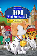 101 Wild Animals 2 Phineas' London Adventure Poster