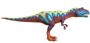 Allosaurus dinosaur train