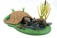 Beaver playmobil
