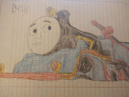 Belle the sodor search and rescue engine by hamiltonhannah18 ddobiiw-fullview
