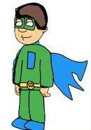 Kam as Super Why