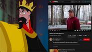 King Stefan vs Psycho Dad