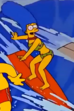 Marge surfing