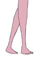 Miss Piggy's Legs