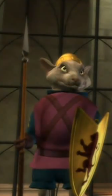 The Mouse King's Soldier's