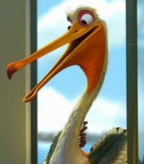 Nigel the Pelican