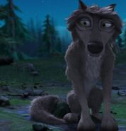 Salty the Wolf