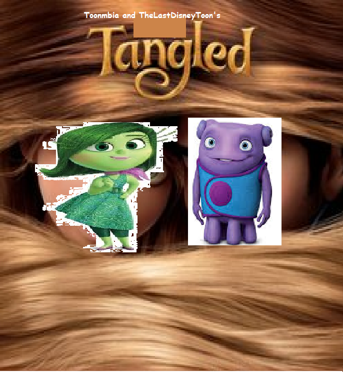Tangled (TheLastDisneyToon and Toonmbia Style)