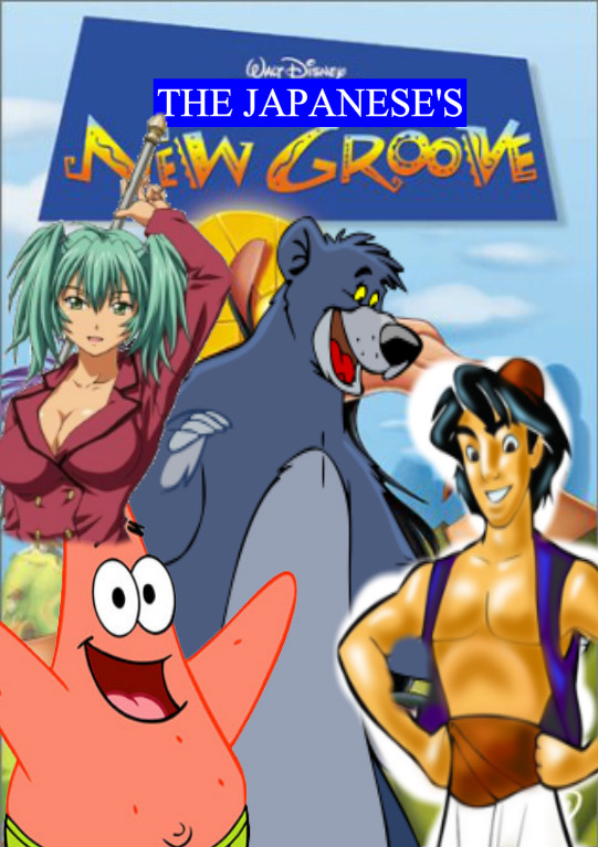 The Japanese's New Groove