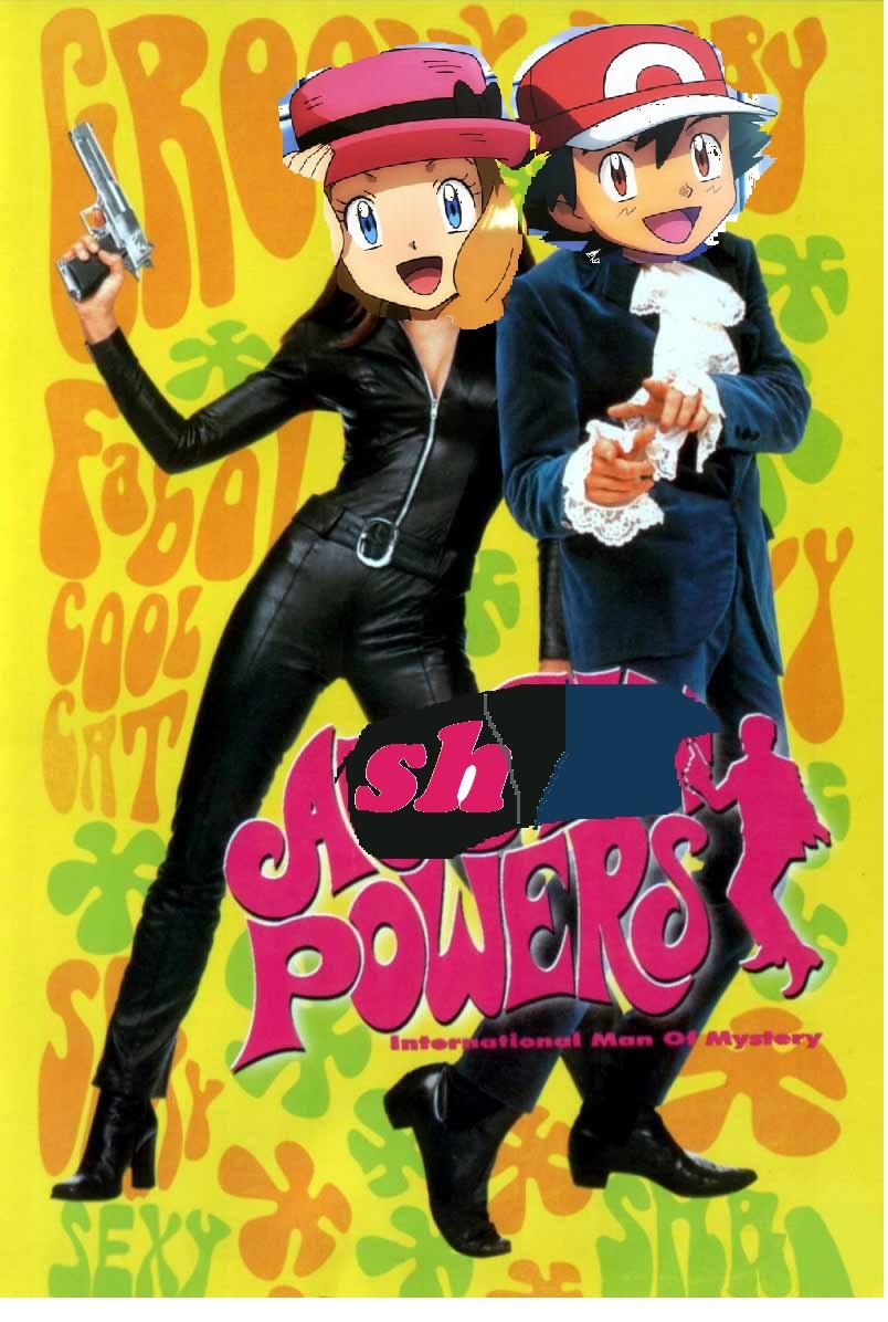 Ash Powers: International Boy of Mystery