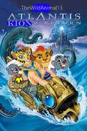 Atlantis (TheWildAnimal13 Animal Style) 2 Kion's Return Poster