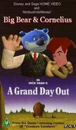 Big Bear & Cornelius in A Grand Day Out Poster