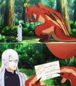 Dragons can read human language by luvus 7 deals4g