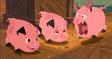 HOTR Piglets