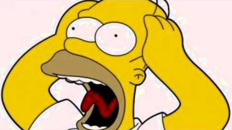 Homer Scream Sound Effects