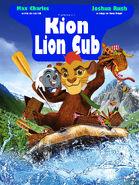 Kion Lion Cub (Yogi Bear; 2010) Poster