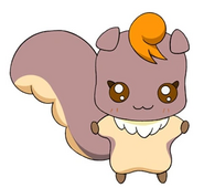 Nuts (Yes Pretty Cure 5)
