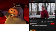 Otis the Cow vs Psycho Dad
