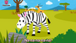 Pinkfong Zebra