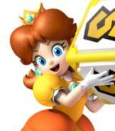Princess Daisy in Mario Party 9