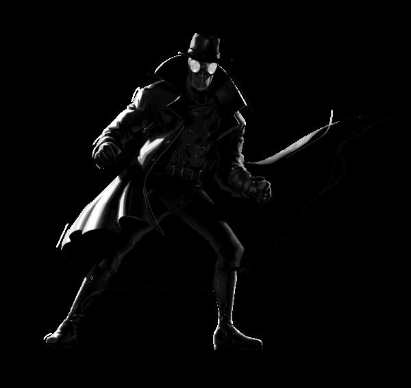 Peter Parker/Spider Man (Noir)