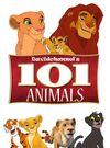 101 Animals (1961) Poster