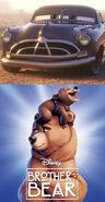 Doc Hudson Likes Brother Bear (2003)