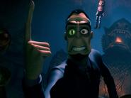 Evil Dr. Calico