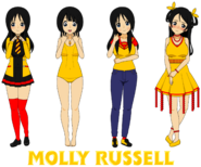 Human TTTE Profile Molly