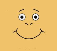 Muffy Crosswire as a Nick Jr Face