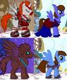 Quest for Camelot MLP style