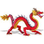 Chinese Dragon Figurine