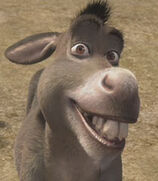 Donkey in Shrek (film)