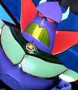 Emperor Zurg in Kinect Disneyland Adventures