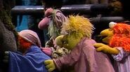 Fraggles still crying over Gobo's absence