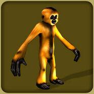 Gibbon, Crested (Blue Fang)