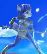 Krystal in Super Smash Bros. Ultimate