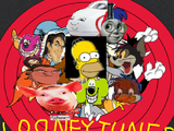 Looney Tunes Video Games (Julian Bernardino's Style)