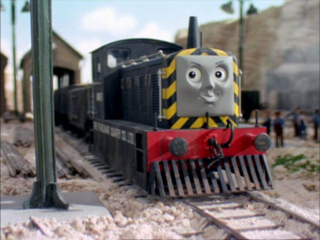 Mavis the Quarry Diesel
