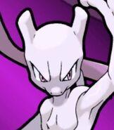Mewtwo in Pokemon Origins