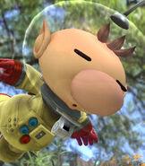 Olimar in Super Smash Bros. for Wii U and Nintendo 3DS