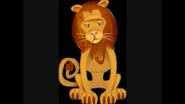 Safari Island Lion